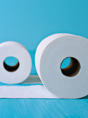 LG Tip of the Week: Always Carry Toilet Paper