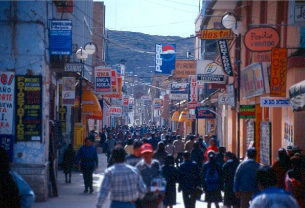 Puno and Titicaca: Smells just about right