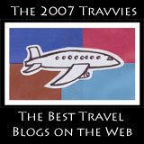 2007 Travvies–We're a Finalist!