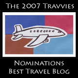 "Nominate Us! The 2007 ""Travvies"""
