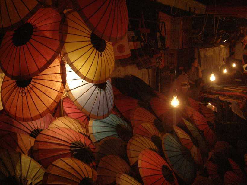 Lost in: Luang Prabang