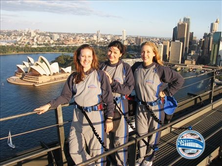 Sydney Harbor Bridge: The Climb of Our Lives!