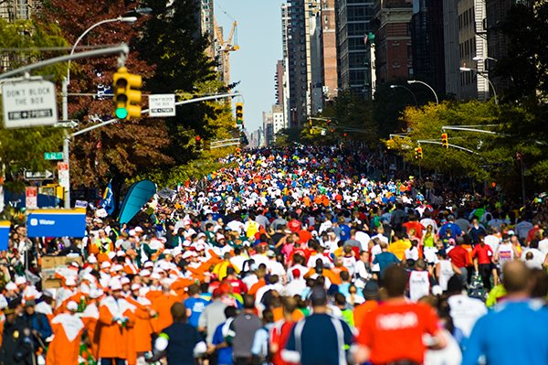 The World's Largest Marathon: New York City
