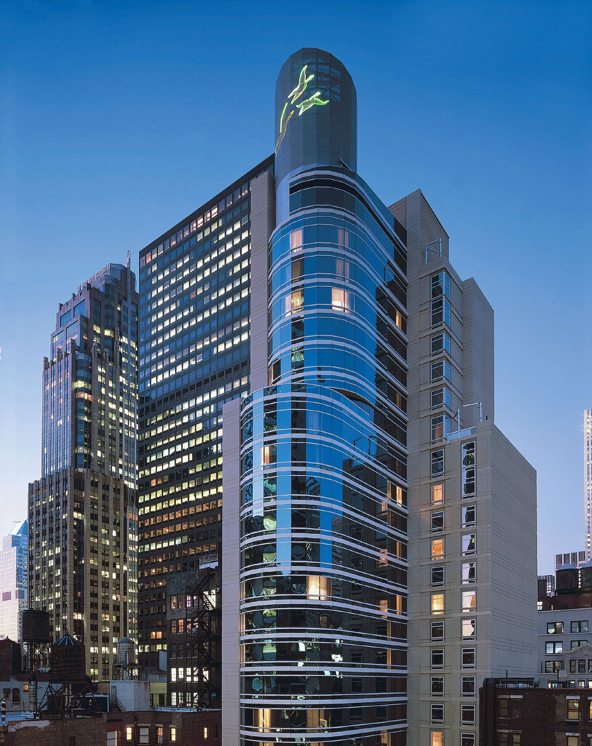 In-room Reviews: The Sofitel New York City