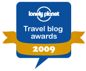 2009 Lonely Planet Travel Blog Awards: The Winners!