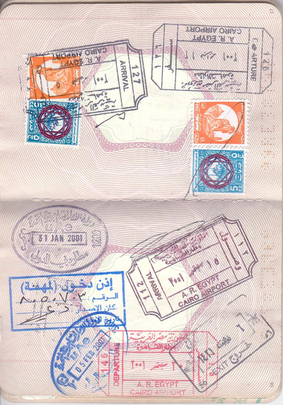 Studying Abroad: Paperwork, Passports and Photos
