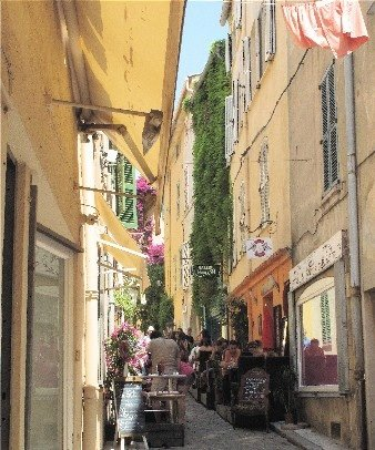 Dispatches from the Road: Cote d' Azur Part III, St. Tropez