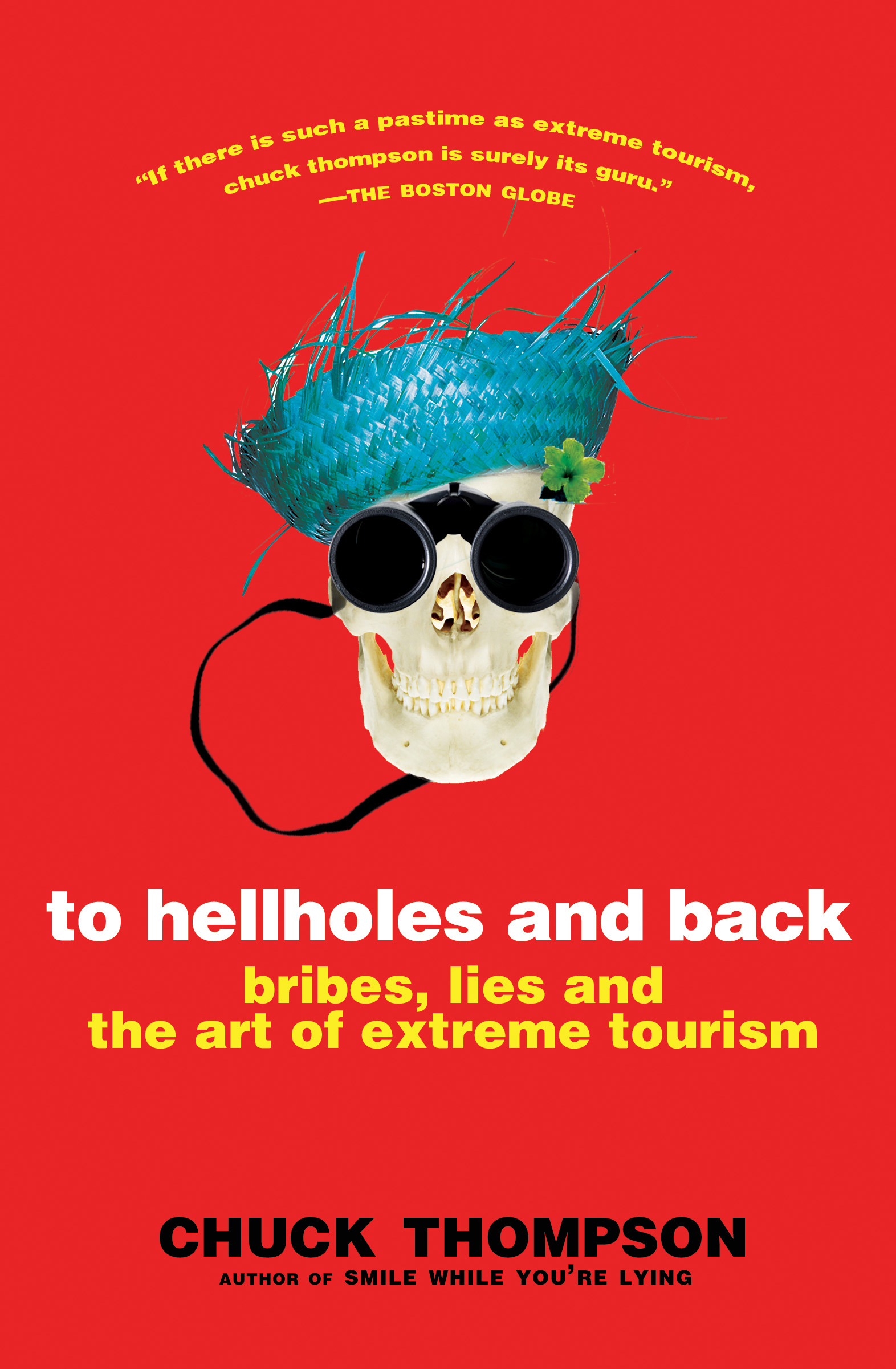 Book Review and Interview: To Hellholes and Back