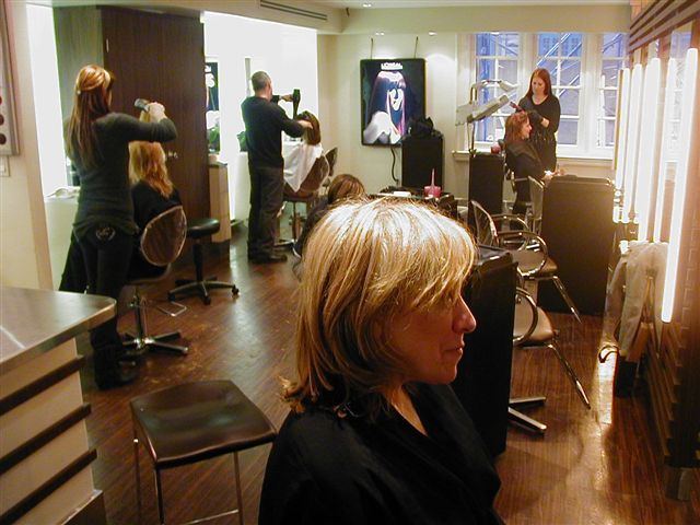 The Best One-Stop Salon near Columbus Circle