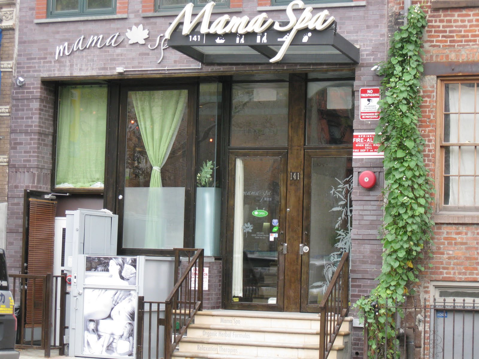 Organic Mama Spa: The Best $50 Massage in the City