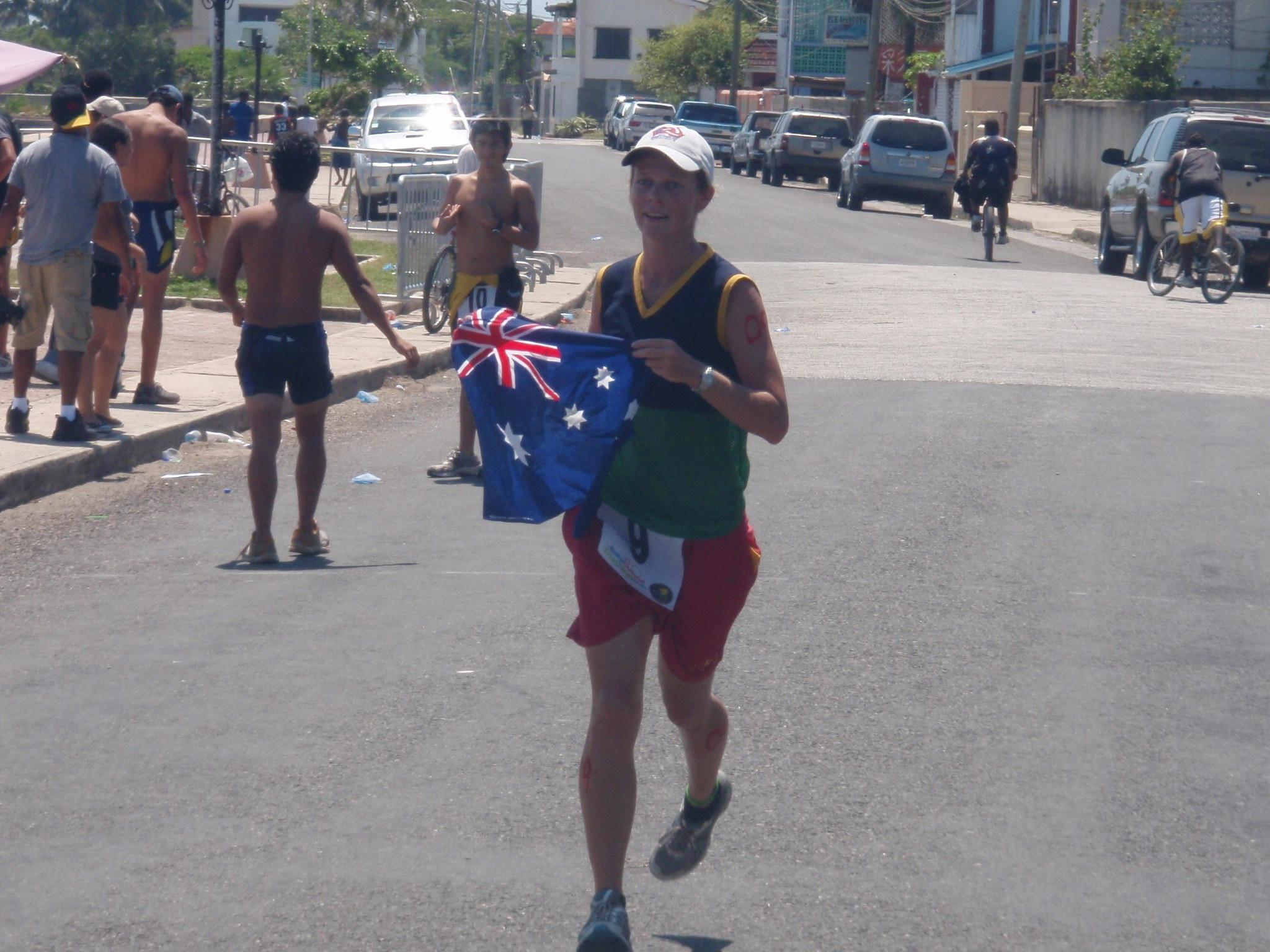 Competing in the Belize Triathlon: Not Such a Breeze