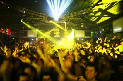 Barcelona Club Review: Razzmatazz