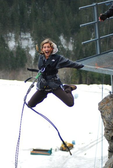 Canyon Jumping vs. Skydiving: Take Your Pick in Switzerland