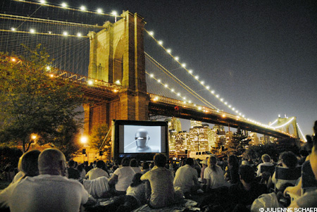 Entertainment: Free Summer-Night Flicks in NYC Parks