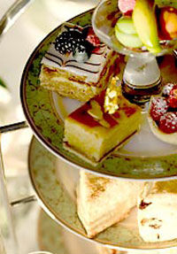 Finding the Best Afternoon Tea in London