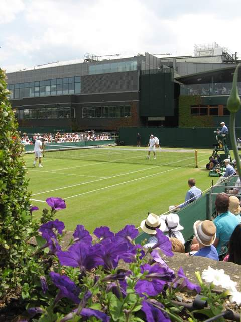 Acing Wimbledon: Your Guide to Watching The Games