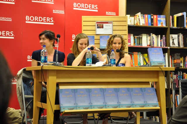 The Lost Girls Author Events: Fall 2010