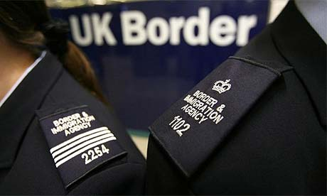 UK Employment: England Border Officials Turned Me Away