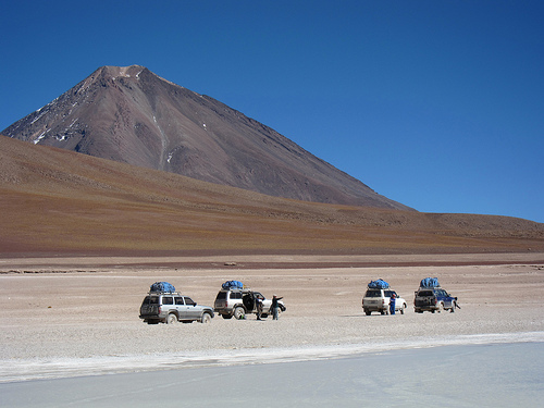 Crossing Bolivia's Salt Flats—Part 2