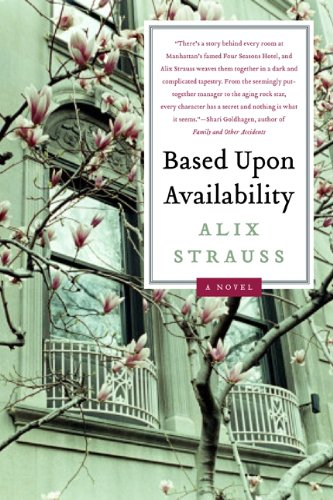 Book Review: Based Upon Availability by Alix Strauss