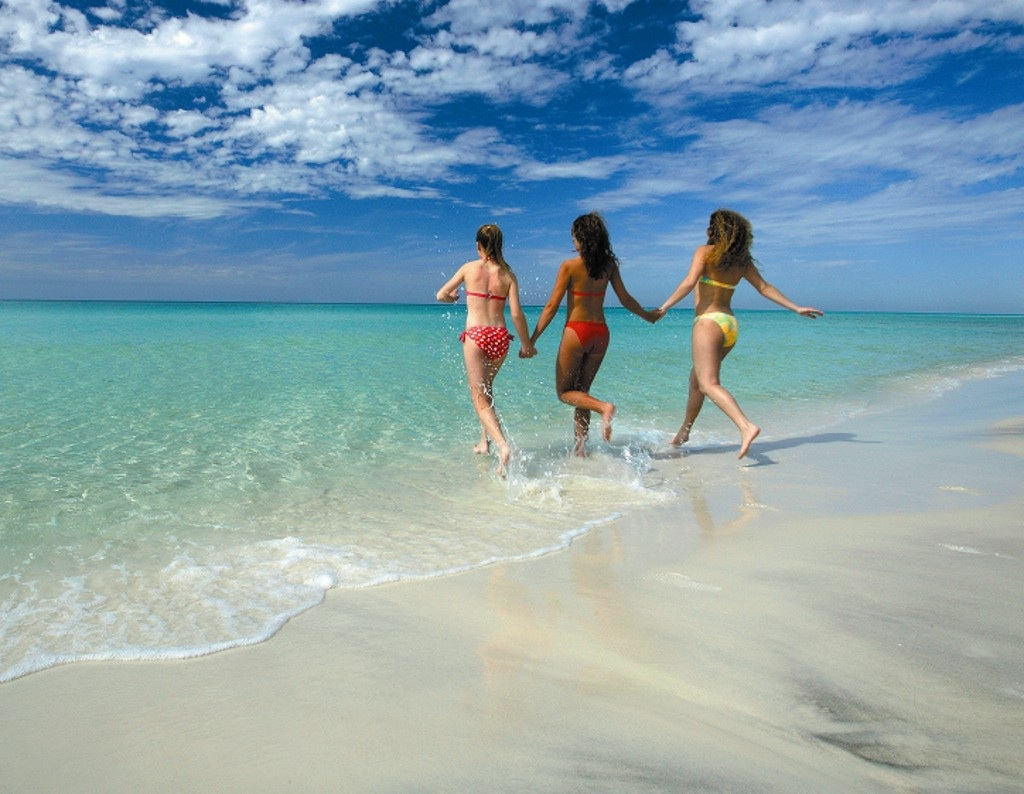 Top 5 Destinations for Girlfriends Getaways