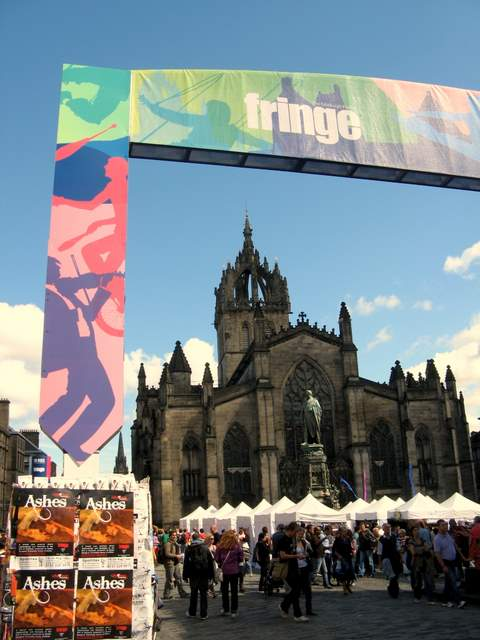 On the Fringe: Festive Suggestions for Exploring Edinburgh