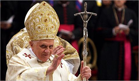 Religious Awakening: Attending a Papal Mass
