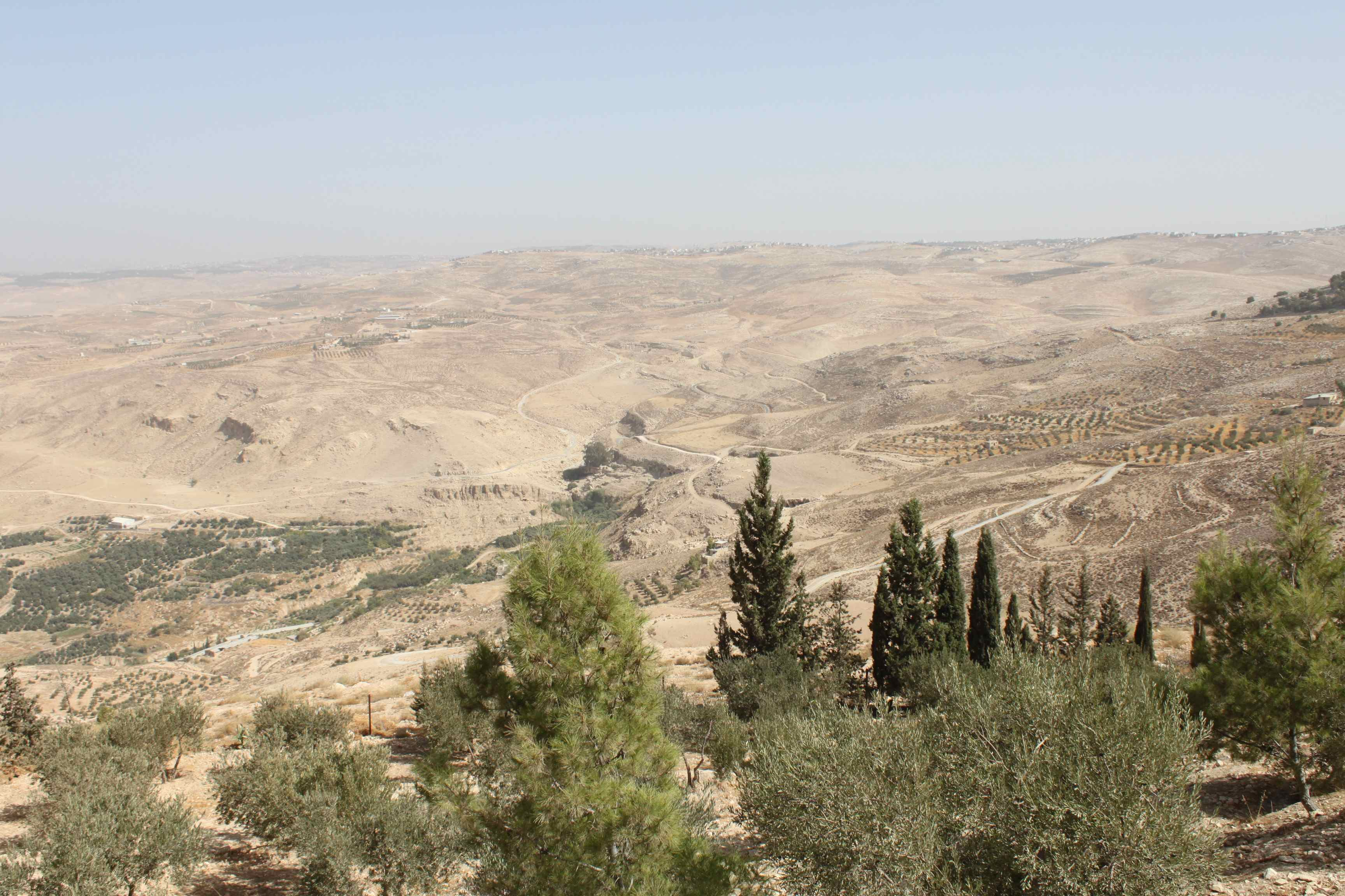 Lost in Jordan: Madaba and Mount Nebo