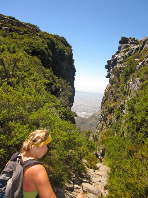 A Hikers Heaven: Cape Town