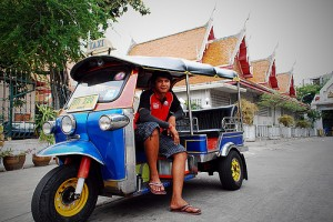 Gettin' Around: Transportation in Thailand