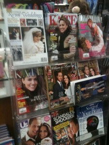 Dispatch from London: Royal Wedding Countdown