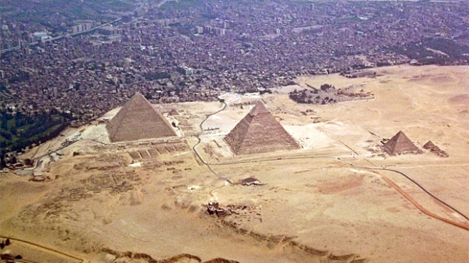 The LG Travel News Roundup: Bird's Eye View Helps Find Lost Pyramids