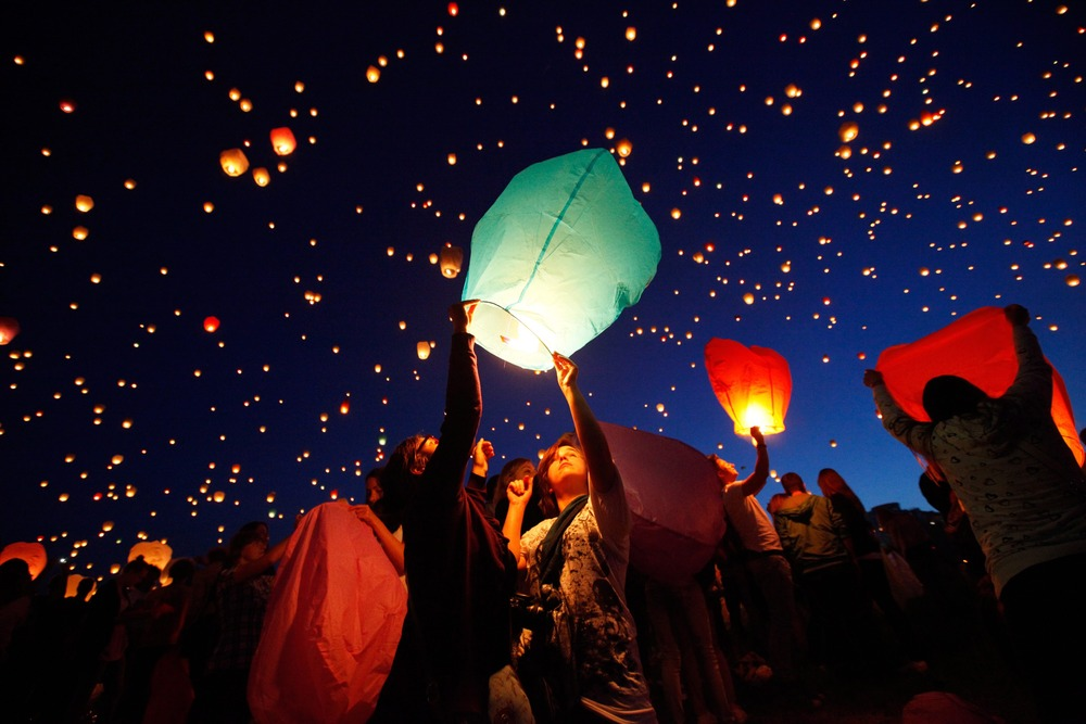 The LG Travel News Roundup: 11,000 Paper Lanterns Light Up the Polish Sky