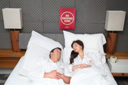 "The LG Travel News Roundup: New ""Snore-Proof"" Rooms Mean Sweet Dreams for All"