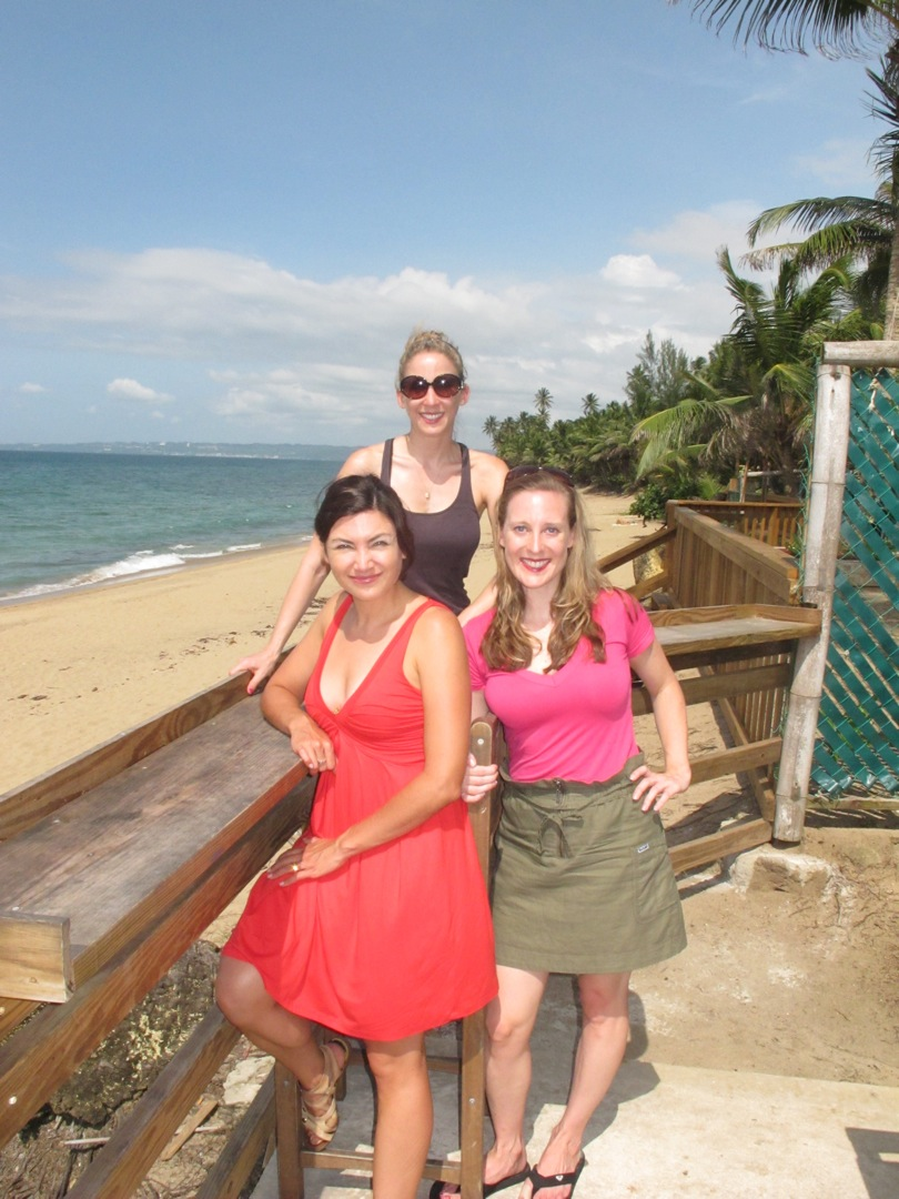 "The Lost Girls ""AMEX Pay-with-Points Trip"" – Planning our Puerto Rican Getaway!"