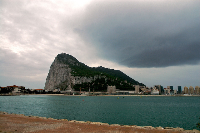 Gibraltar: A Little Piece of Britain in Spain