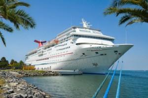 Cruise-Ship-Docked