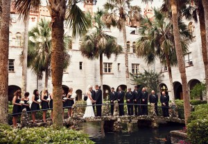 St Augustine Wedding