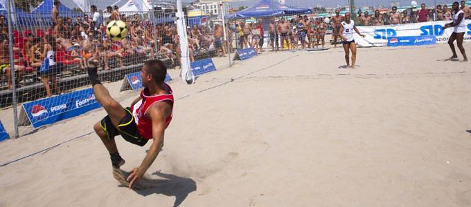 Pro Foot Volley Tournament