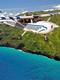 wings over kauai airplane