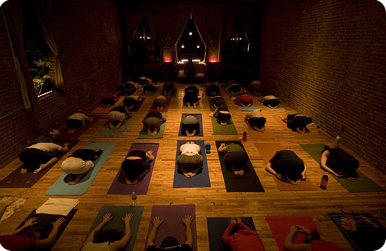Yoga Spa New York