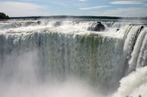 Iguazu Falls, Devil's Throat