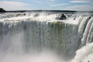 Iguazu Falls, Devil's Throat