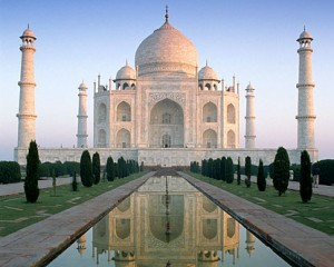Taj Mahal Collapse