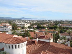 Santa Barbara bell tower