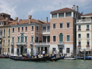 Venice Gondolas photo