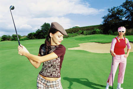 Best Golf Courses for Women: Naples, Florida