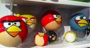 Angry Birds Playground Balls