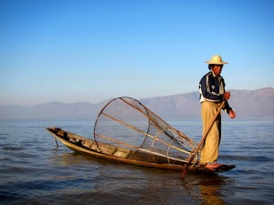 Inle Lake from Legal Nomads