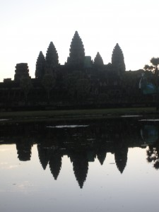 Angkor Wat Cambodia Photo